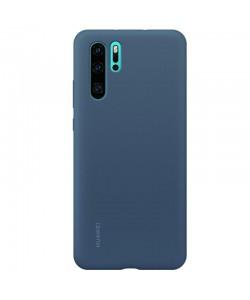 Huawei Case - Huawei P30 Pro Carcasa Silicon Albastra
