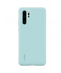 Huawei Case - Huawei P30 Pro Carcasa Silicon Light Blue