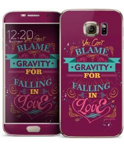 Falling in Love - Samsung Galaxy S6 Skin
