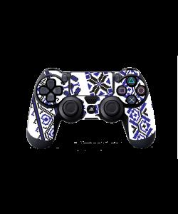 Ie Albastra - PS4 Dualshock Controller Skin