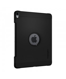 Spigen Tough Armor Black - iPad Pro 12.9 inch 2018 Carcasa TPU