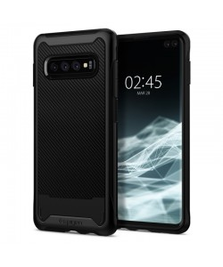 Spigen Hybrid NX Black - Samsung Galaxy S10 Plus Carcasa TPU