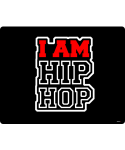 I am Hip Hop - Samsung Galaxy S6 Edge Carcasa Silicon Premium