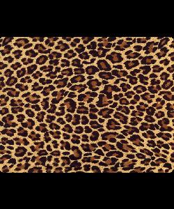 Leopard Print - iPhone 6 Plus Carcasa TPU Premium Neagra