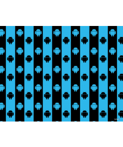Android Stripes - iPhone 6 Plus Skin