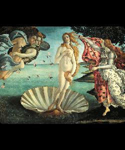 Botticelli - La nascita di Venere - Skin Telefon