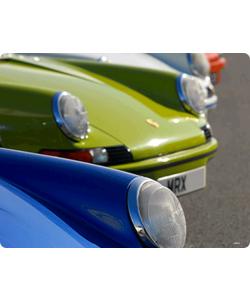 Porsche Park - iPhone 6 Plus Skin