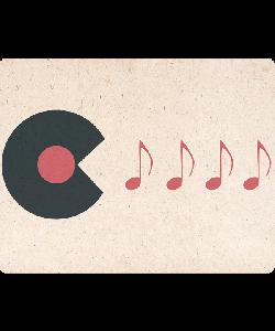 Hungry Vinyls - Skin Telefon