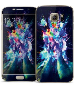 Explosive Thoughts - Samsung Galaxy S6 Skin