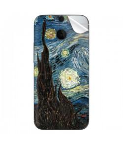 Van Gogh - Starry Night - HTC One M8 Skin