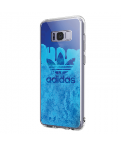 Adidas Graffiti - Samsung Galaxy S8 Carcasa Premium Silicon