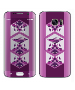 Radiant Geometry - Samsung Galaxy S7 Edge Skin