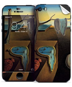 Salvador Dali - The Persistence of Memory - iPhone 5/5S Skin