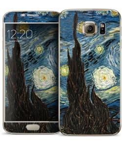 Van Gogh - Starry Night - Samsung Galaxy S6 Skin