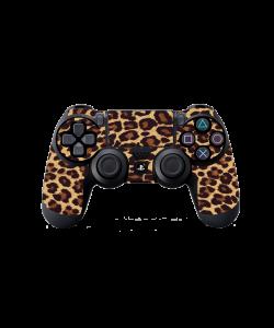 Leopard Print - PS4 Dualshock Controller Skin