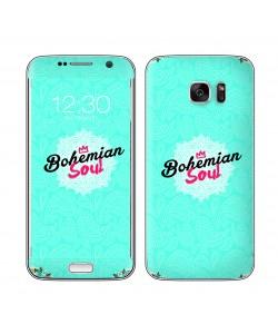 Bohemian Soul - Samsung Galaxy S7 Edge Skin