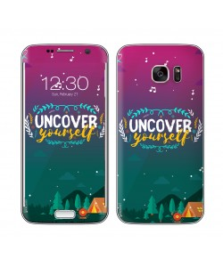 Uncover Yourself - Samsung Galaxy S7 Edge Skin