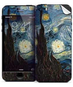 Van Gogh - Starry Night - iPhone 5/5S Skin