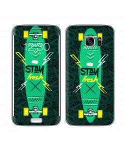 Stay Fresh - Samsung Galaxy S7 Edge Skin