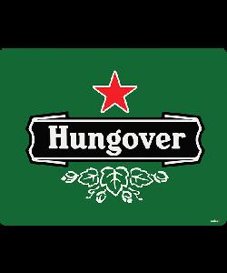 Hungover - iPhone 6 Plus Carcasa TPU Premium Neagra