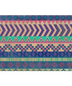 Tribal Pastel - iPhone 6 Plus Carcasa TPU Premium Neagra
