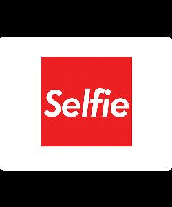 Selfie - iPhone 6 PlusCarcasa TPU Premium Neagra