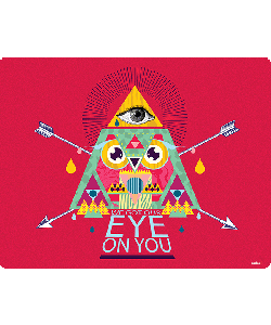We Got Our Eye on You - Skin Telefon