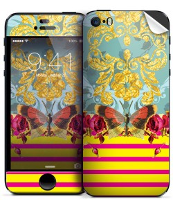 Butterfly Effect - iPhone 5C Skin