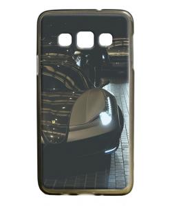 Ferrari 3 - Samsung Galaxy A3 Carcasa Silicon Premium