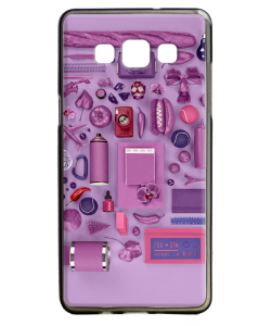 Radiant Accessories - Samsung Galaxy A5 Carcasa Silicon