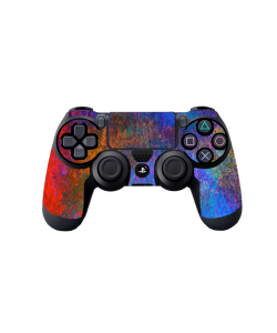 Painted Metal - PS4 Dualshock Controller Skin