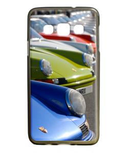 Porsche Park - Samsung Galaxy A3 Carcasa Silicon Premium