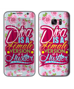 Diva - Samsung Galaxy S7 Skin
