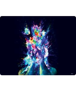 Explosive Thoughts - Sony Xperia E1 Carcasa Neagra Silicon