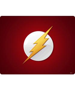 Flash Logo - iPhone 6 Plus Carcasa TPU Premium Neagra