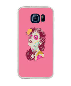 Fabulous Tattoos - Samsung Galaxy S6 Edge Plus Carcasa Silicon