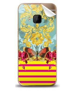 Butterfly Effect - HTC One M9 Skin