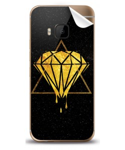 Diamond - HTC One M9 Skin