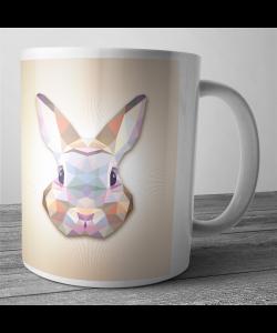 Cana personalizata - Rabbit