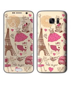 France - Samsung Galaxy S7 Skin