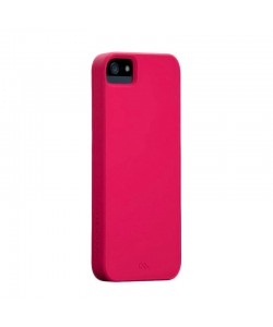 Case Mate Barely There - iPhone 5/5S/SE Carcasa Roz Neon