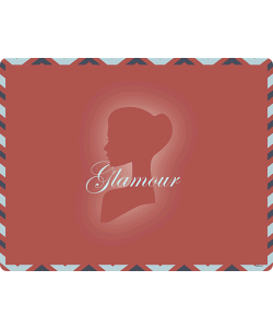 Glamour - iPhone 6 Plus Skin