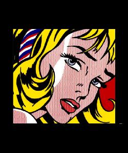 Blonde Girl - Skin Telefon