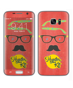 Hypster Kit - Samsung Galaxy S7 Edge Skin