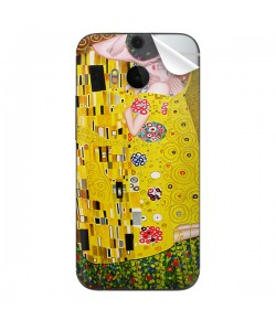 Gustav Klimt - The Kiss - HTC One M8 Skin