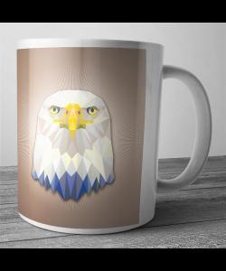 Cana personalizata - Hawk