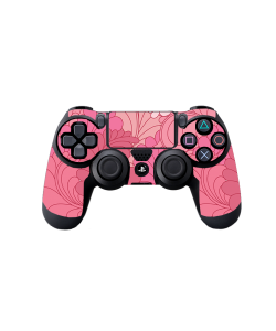 Rosy Feathers - PS4 Dualshock Controller Skin