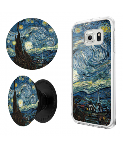 Combo Popsocket Van Gogh - Starry Night