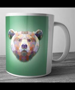 Cana personalizata - Bear