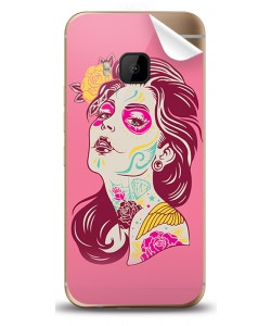 Fabulous Tattoos - HTC One M9 Skin